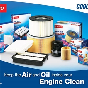 DENSO AIR FILTER &CABIN AIR FILTER